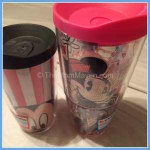 Disney Tervis Review and Giveaway