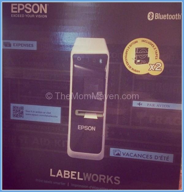 Epson LW 600P-TheMomMaven.com