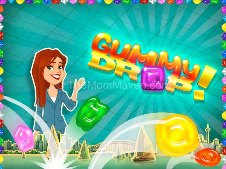 Gummy Drop Game Review  The Mom Maven