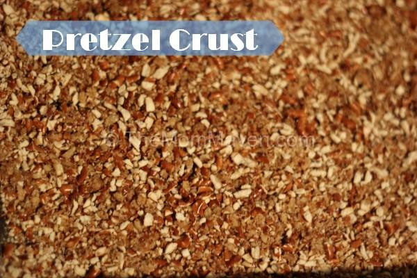 Pretzel Crust-salted caramel pretzel brownies-themommaven.com