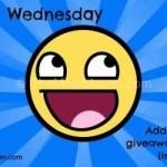 Win it Wednesday Giveaway Linky 10-11-17