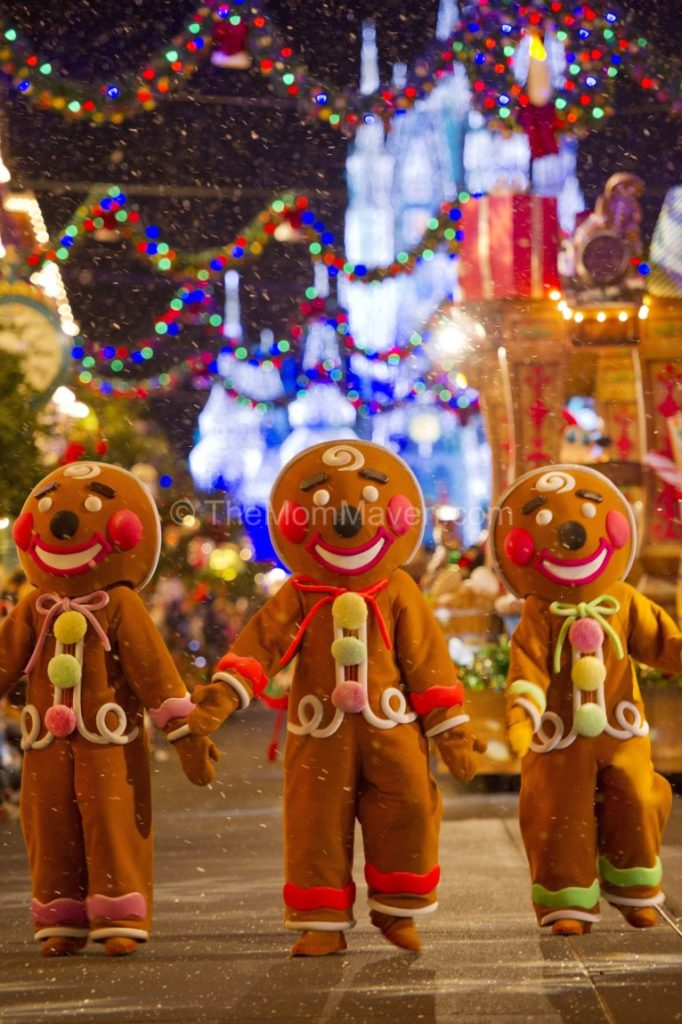 Mickey's Once Upon a Christmastime Parade TheMomMaven.com