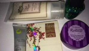 December 2014 Beauty Box 5 Review