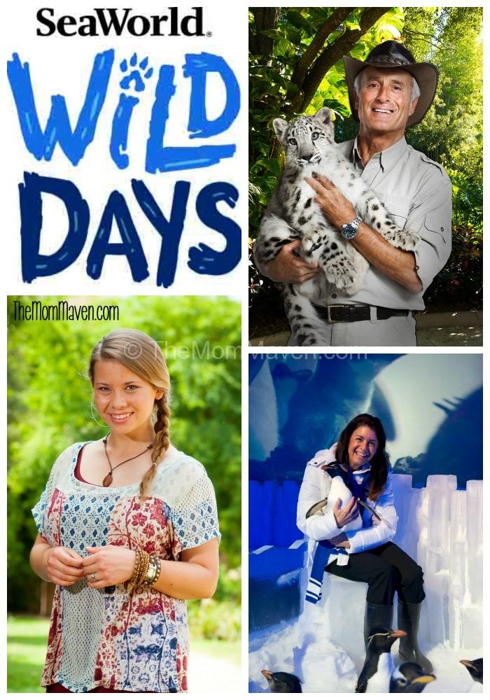 SeaWorld Orlando Wild Days Weekends