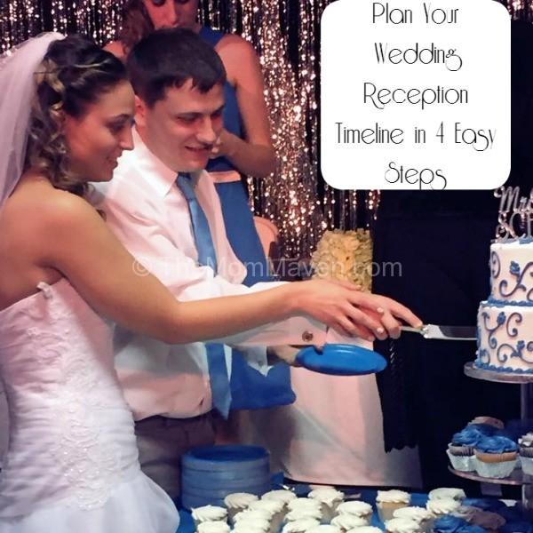 Garter Toss Songs: Plan Your Wedding Reception Timeline In 4 Easy Steps