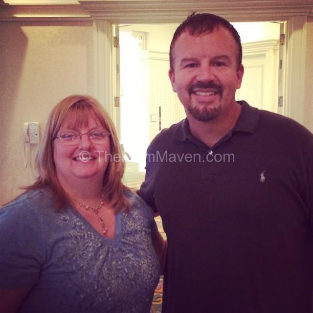 Mark Hall and The Mom Maven
