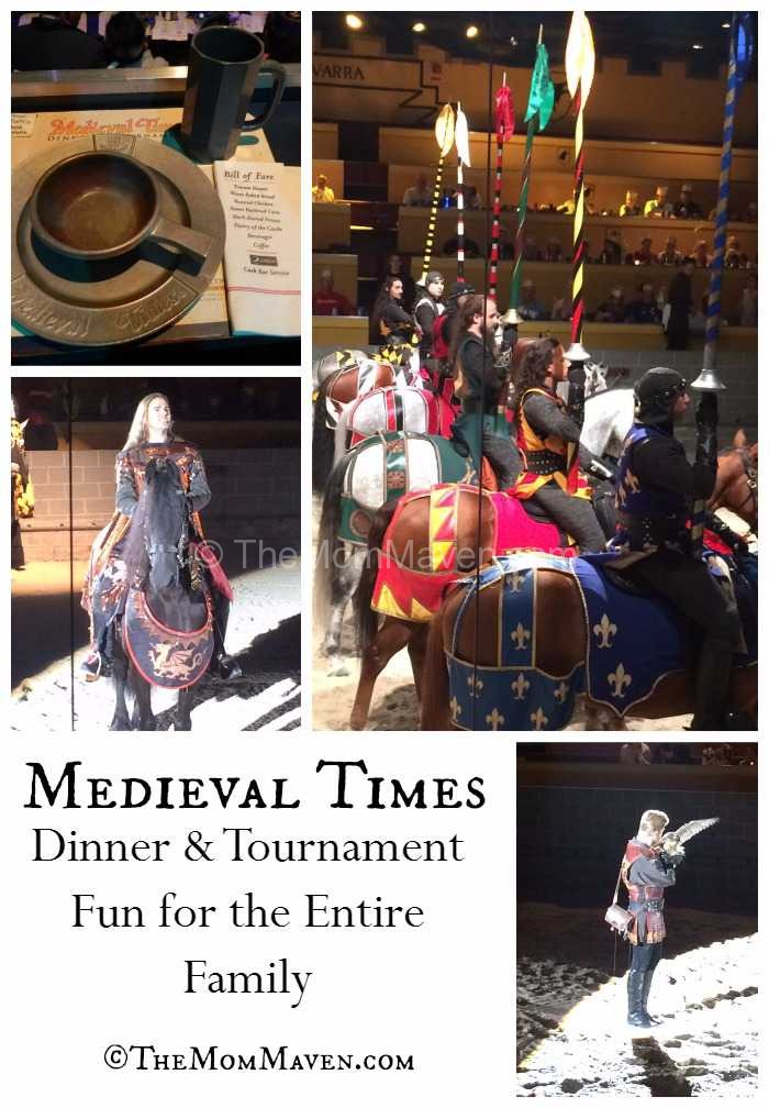 Medieval Times Dinner and Tournament-Fun for the entire family