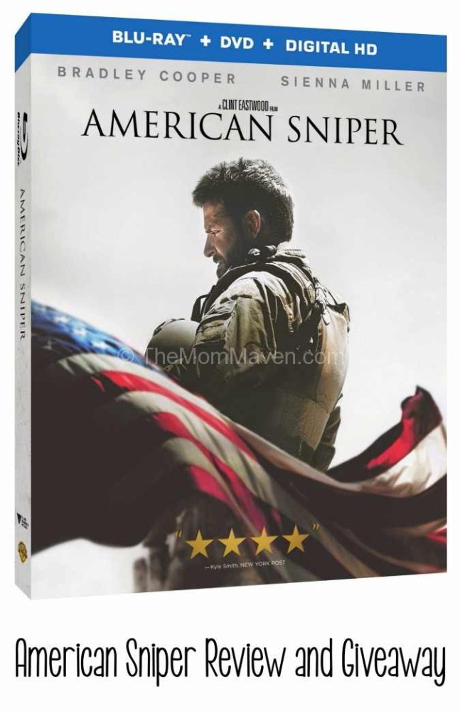 American Sniper review and giveaway