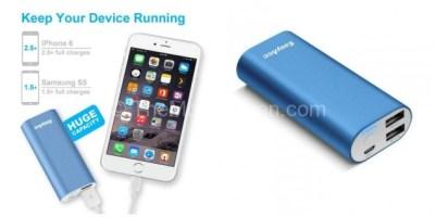 EasyACC Dual USB PowerBank for Smartphones