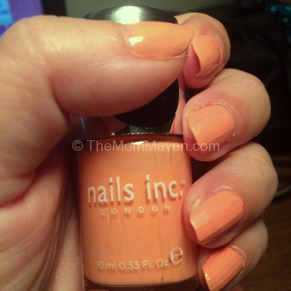 June 2015 Beauty Box 5 Nail Polish