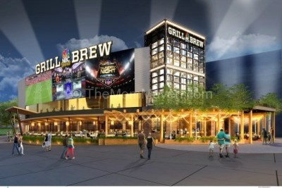 NBC Sports Grill & Brew Coming to CityWalk
