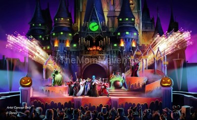 New Show Coming to Mickey's Not So Scary Halloween Party