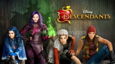 Throw a Descendants Viewing Party