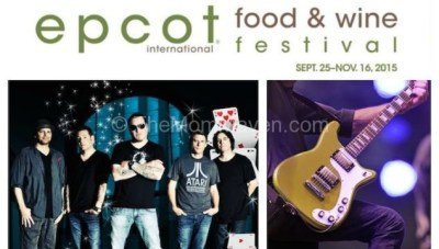 Eat to the Beat Concert Series Fastpass+