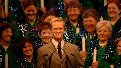 Make Plans to see the 2015 Epcot Candlelight Processional