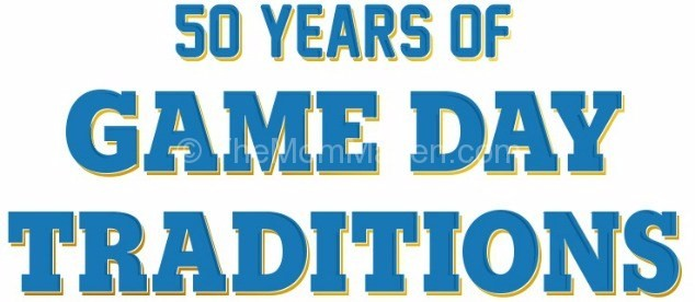 50 years of Game Day Traditions