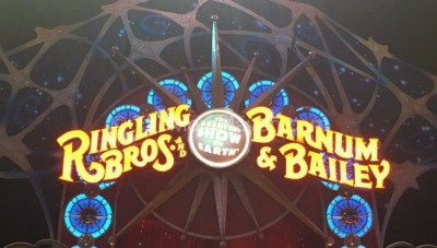 Ringling Bros and Barnum & Bailey Present Legends