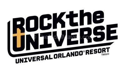 Rock the Universe at Universal Studios Orlando