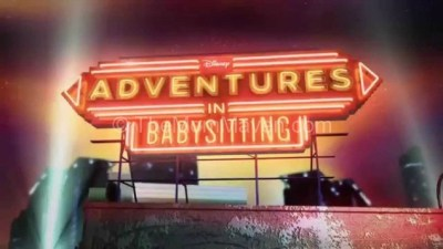 Disney Channel's Adventures in Babysitting Now on DVD