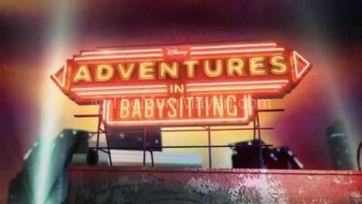 Disney Channel's Adventures in Babysitting Now on DVD