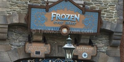 Frozen comes to Epcot