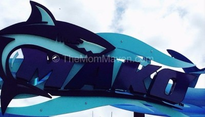 Mako is now Open at SeaWorld Orlando