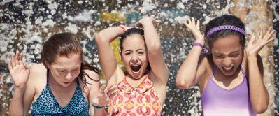 Summer Soak Party at SeaWorld
