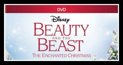 Beauty and the Beast The Enchanted Christmas coming to DVD