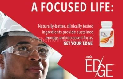 Personal Energy Crisis? Try New Plexus EDGE
