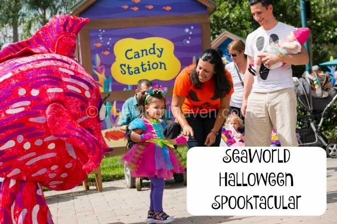 Make plans to attend SeaWorld Halloween Spooktacular weekends in October