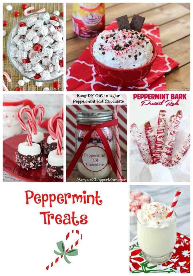 Peppermint Mocha Cake Pops