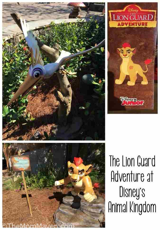 The Lion Guard Adventure at Disney's Animal Kingdom Top 5 Travel Post of 2016