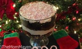How to Make a Peppermint Trifle