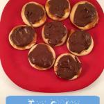 Love Twix? Make this delicious Twix Cookie recipe at home.