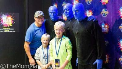 Blue Man Group VIP Experience at Universal Orlando