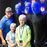 Blue Man Group VIP Experience at Universal Orlando