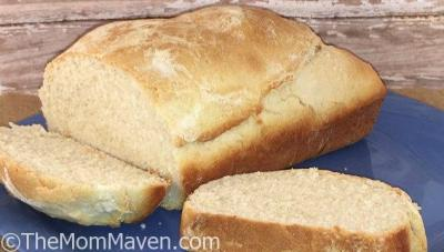 Easy Amish White Bread Recipe