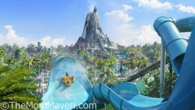 Volcano Bay Water Park at Universal Orlando Opening in May