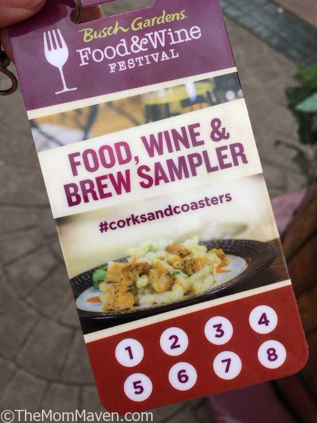 A world of taste awaits at Busch Gardens Tampa Bay's third annual Food & Wine Festival, returning this spring for an extended nine weeks of chart-topping artists and culinary masterpieces