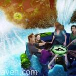 Infinity Falls Coming to SeaWorld Orlando in 2018