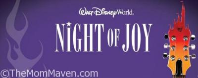 Disney announces 2017 Night of Joy Artists
