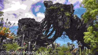 Pandora The World of Avatar at Disney's Animal Kingdom