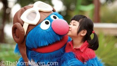 Sesame Street Safari of Fun Weekends Return to Busch Gardens in May