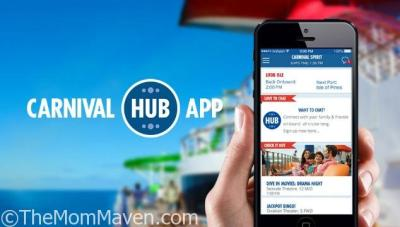 Download the Carnival Hub App Before Your Next Cruise ...