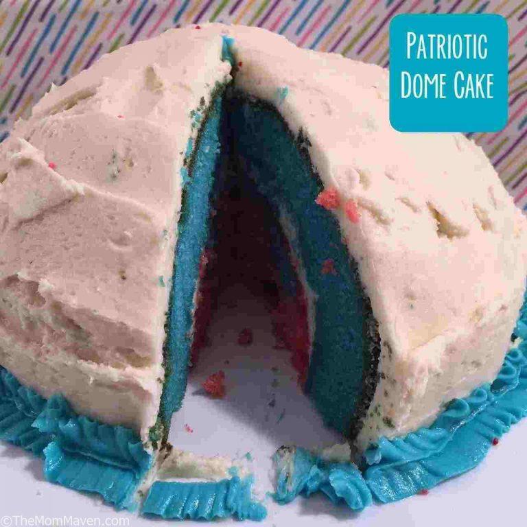 Betty Crocker Dome Cake Pan Instructions