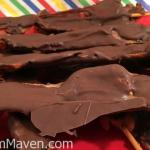 Chocolate Covered Bacon from the Fair Foods Cookbook