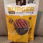 Mushu Loves Rachel Ray Nutrish Grain Free Burger Bites