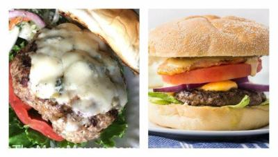 10 Amazing Burger Recipes