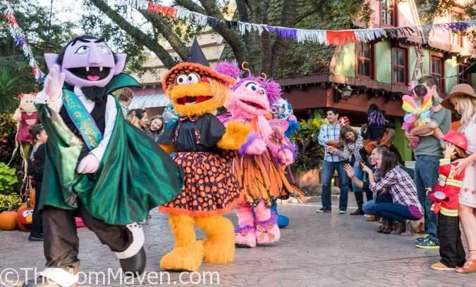 Busch Gardens Tampa Bay welcomes back Sesame Street® Kids' Weekends this October, with an extended four weeks of Halloween fun each Saturday and Sunday