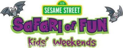 Busch Gardens Sesame Street Kids' Weekends in October